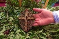 Θεία Λειτουργία - Εορτή Υψώσεως του Τιμίου Σταυρού (ΦΩΤΟ)